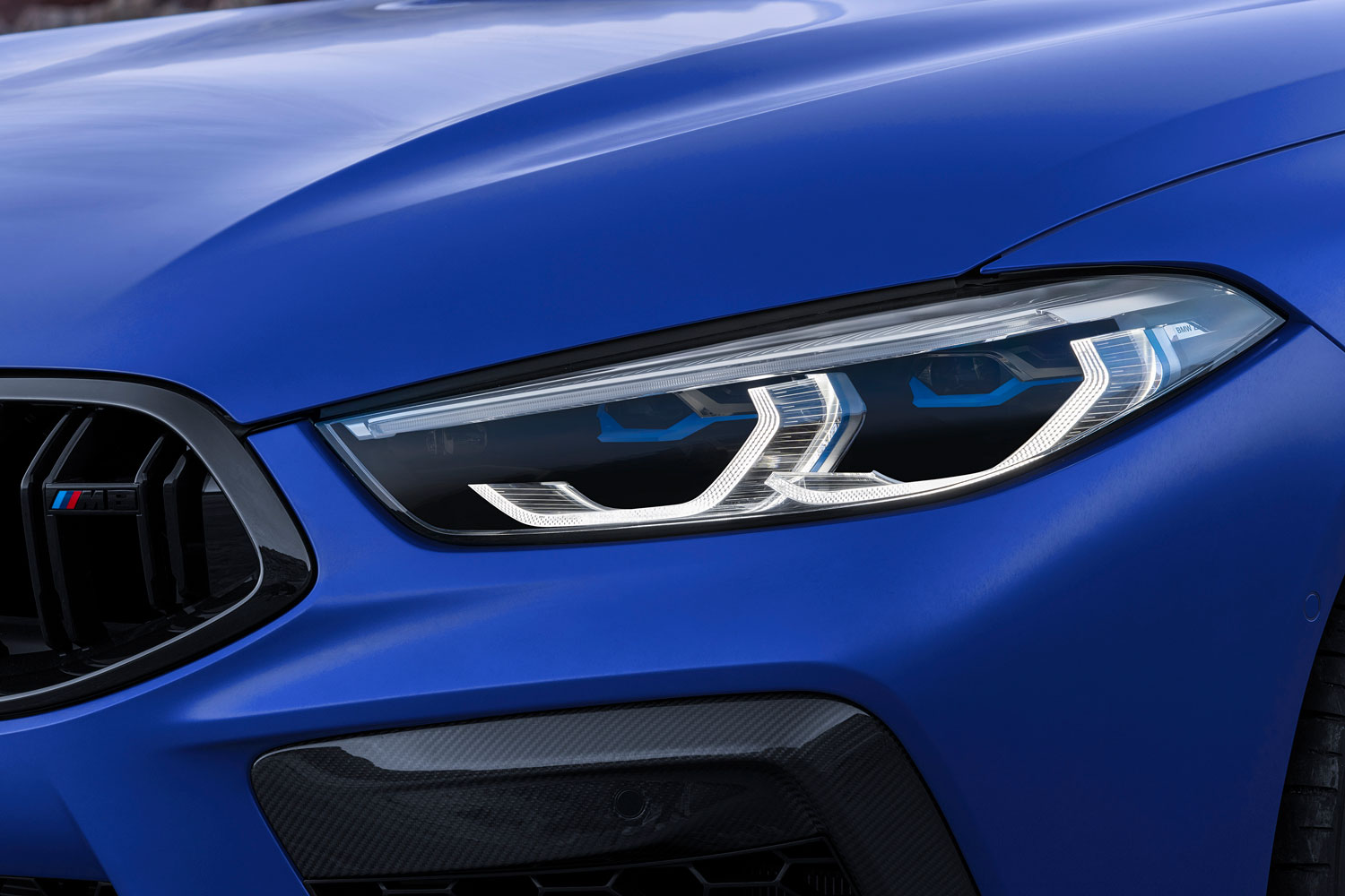 BMW M8 Competition Coupe Exterior Detail