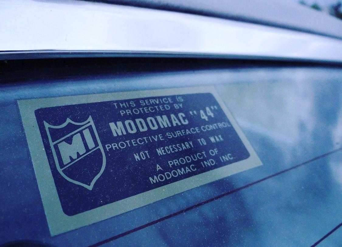 1979 Lincoln Continental Williamsburg Edition Modomac surface control