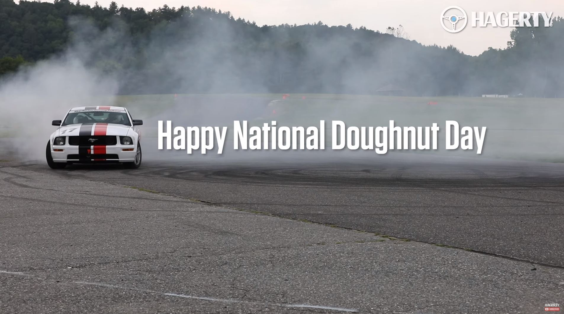 Here's how Hagerty celebrates National Doughnut Day thumbnail