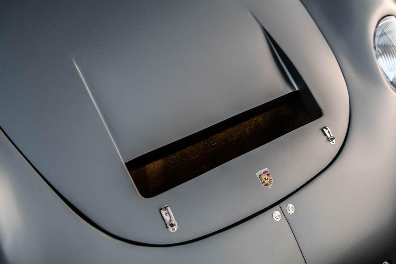 Emory Motorsports Porsche 356 RSR hood