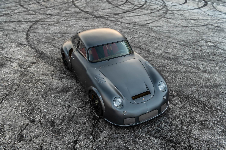 Emory Motorsports Porsche 356 RSR overhead
