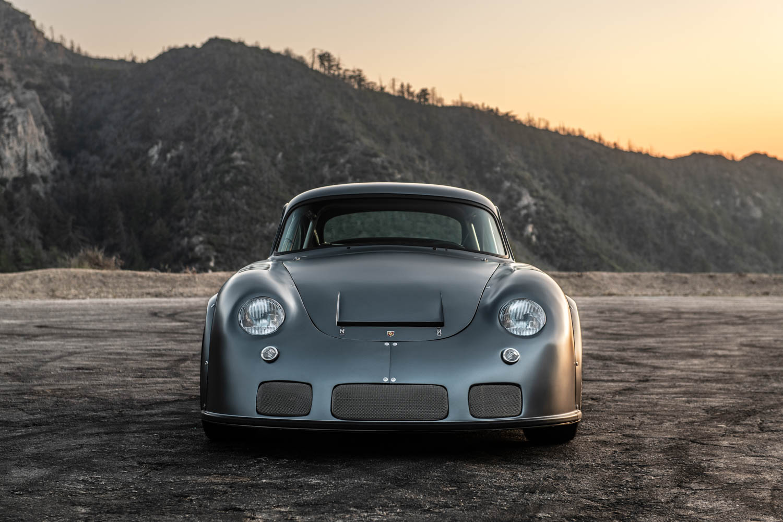 Emory Motorsports Porsche 356 RSR front