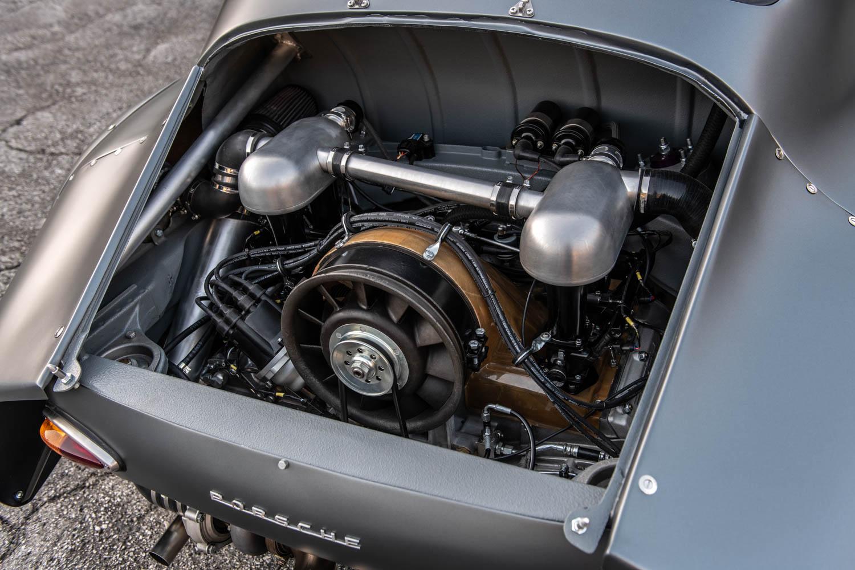 Emory Motorsports Porsche 356 RSR engine