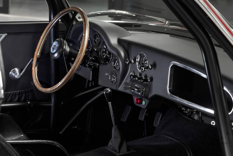 Aston Martin DB4 GT Zagato Continuation interior