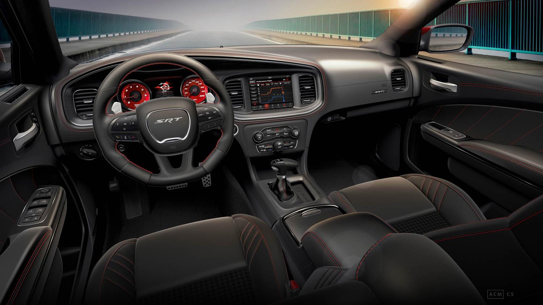 2019 Dodge Charger SRT Hellcat Octane Edition interior