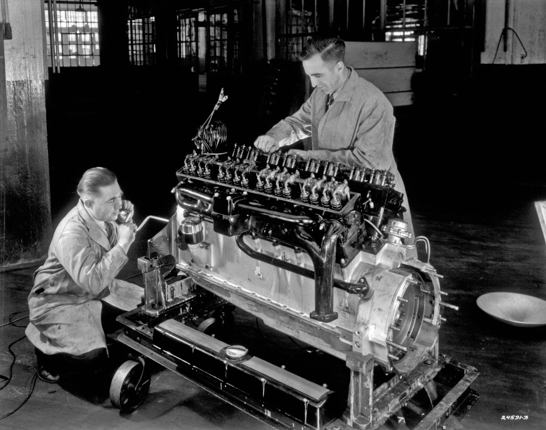 Sweet V-16: Cadillac's most exotic engine thumbnail