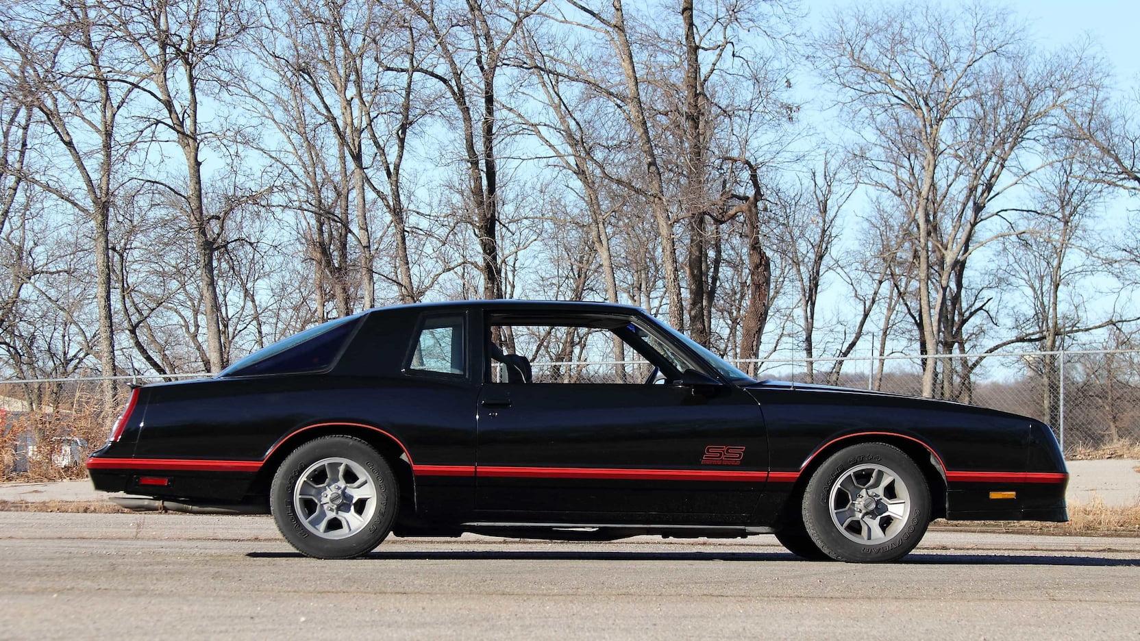 1987 Chevrolet Monte Carlo SS profile