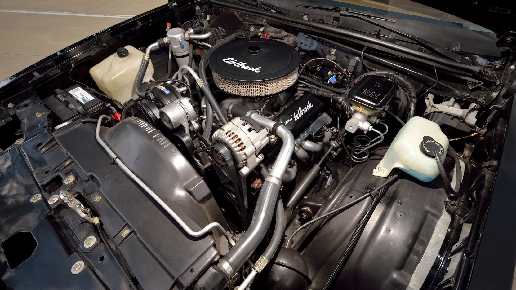 1988 Chevrolet Monte Carlo SS engine