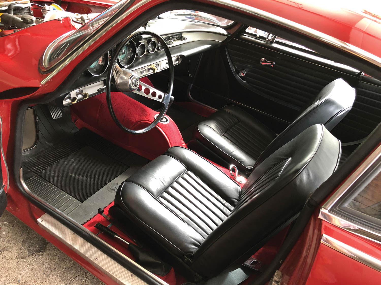 Restored 1964 Volvo 1800S