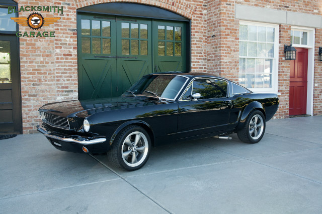 Patrick Dempsey's Panoz-built 1965 Mustang Fastback is up for grabs