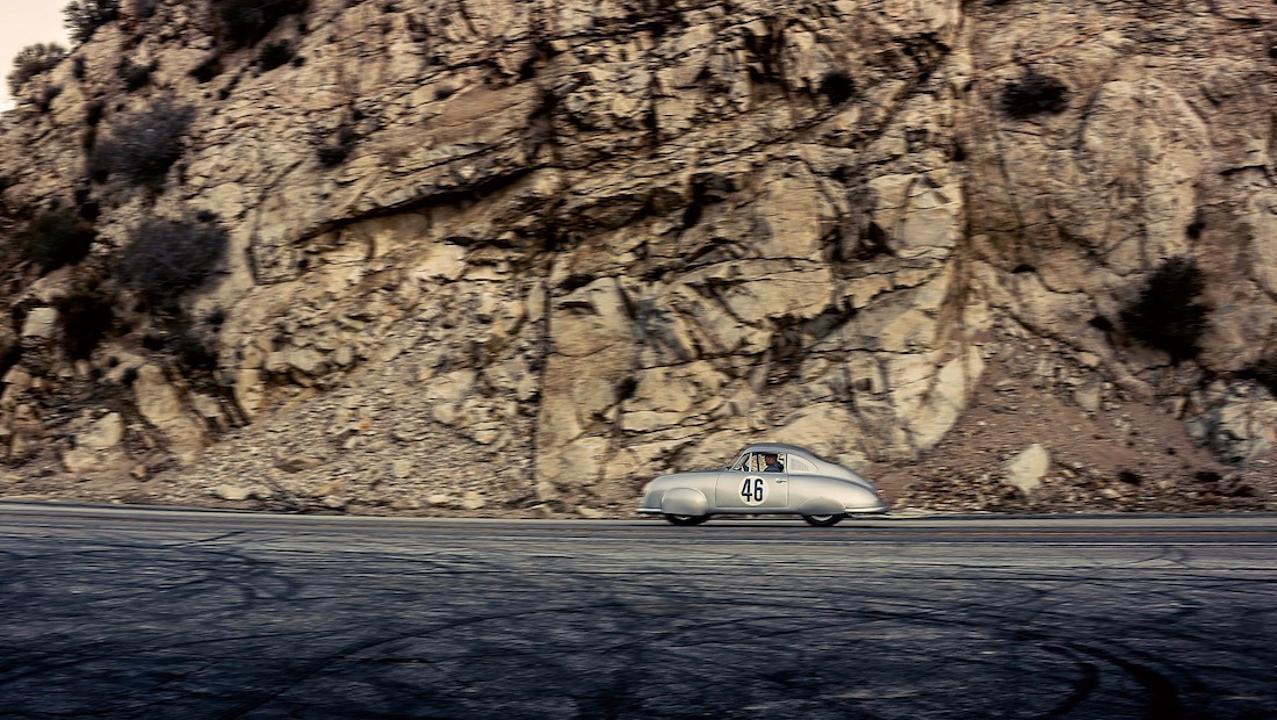 Cameron Healey's Porsche 356/2-063