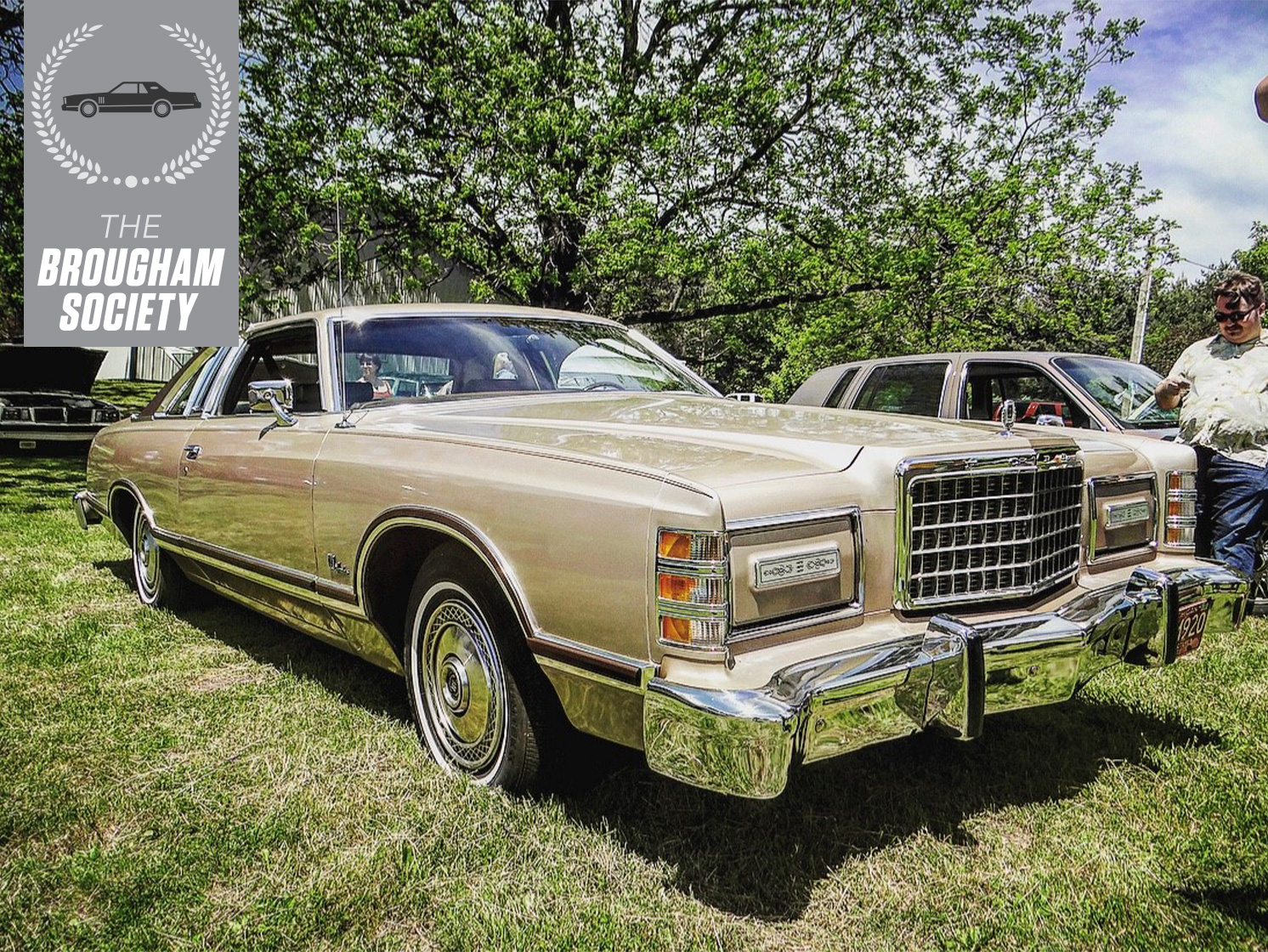 The Ford LTD Landau was a working man's luxury car thumbnail