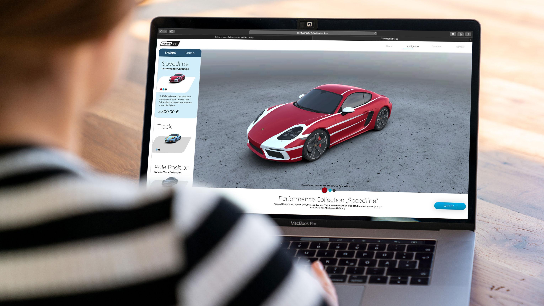 Porsche Digital offers vinyl wraps to honor classic liveries