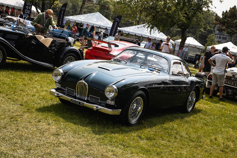 1958 Jaguar XK140 Zagato