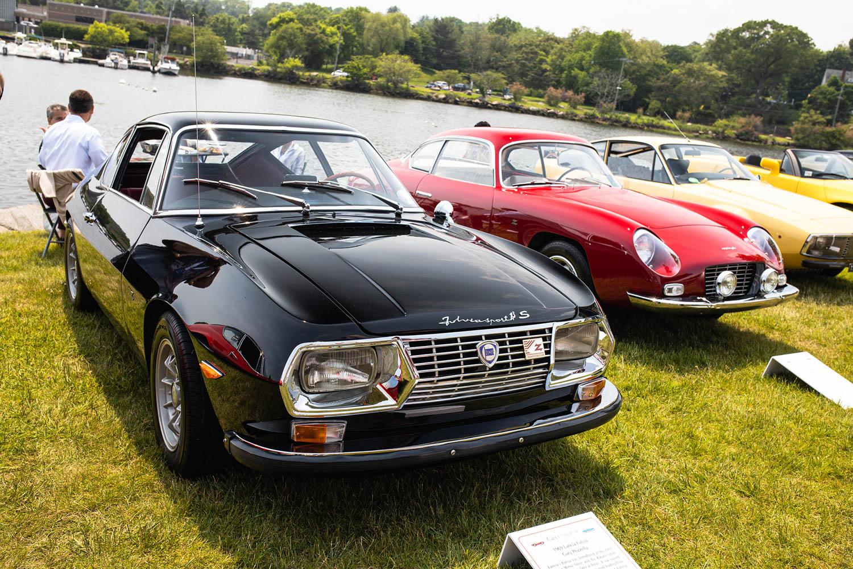 1969 Lancia Fulvia Zagato Sport