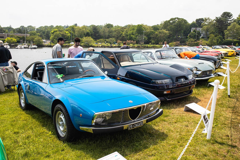1970 Alfa Romeo Junio Zagato GT 1300