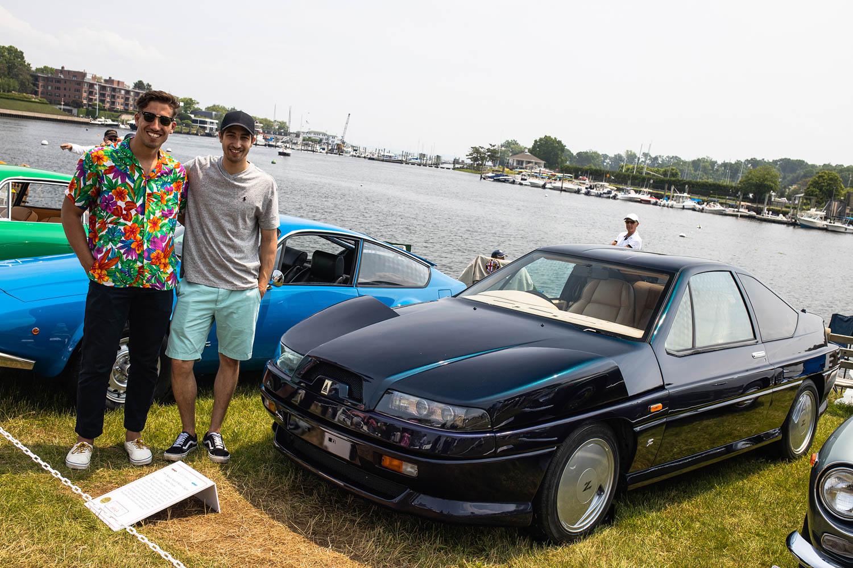 1991 Nissan Autech Stelvio Zagato Coupe