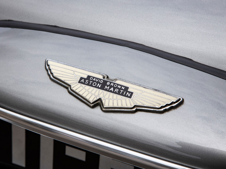 1965 Aston Martin DB5 'Bond Car' Detail