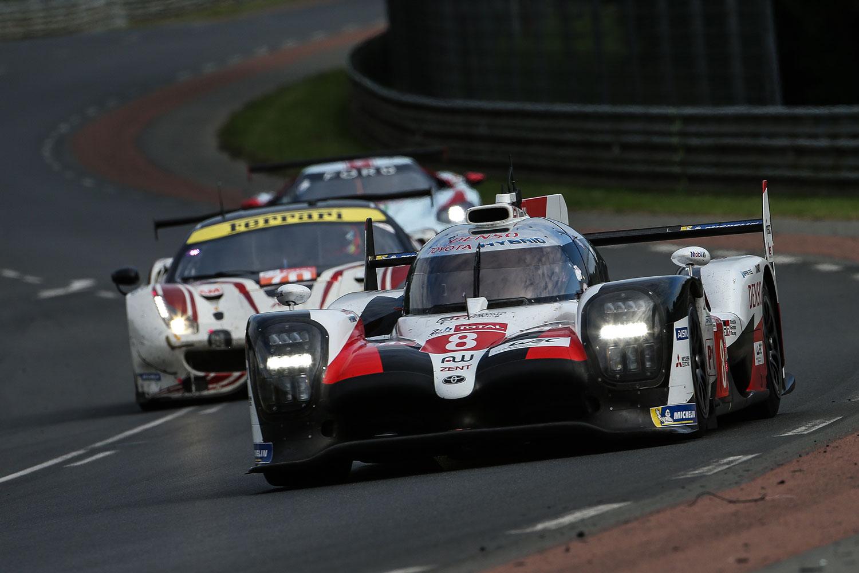 2019 Le Mans Race