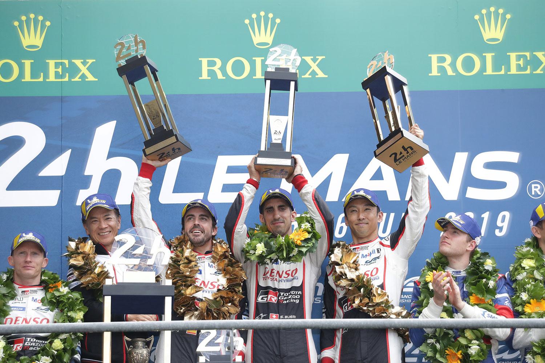 2019 Le Mans Winners