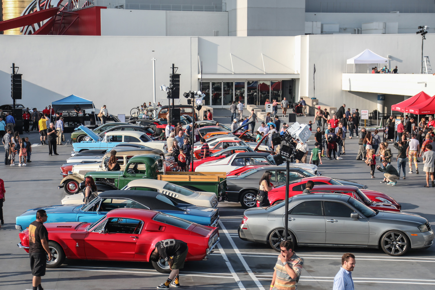 Petersen Museum celebrates 25 years with rooftop Block Party