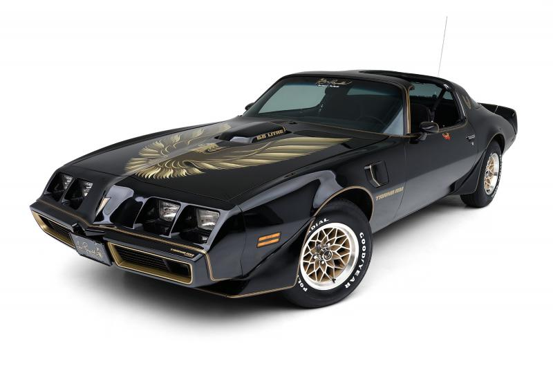 Burt Reynolds 1979 Pontiac Firebird Trans Am