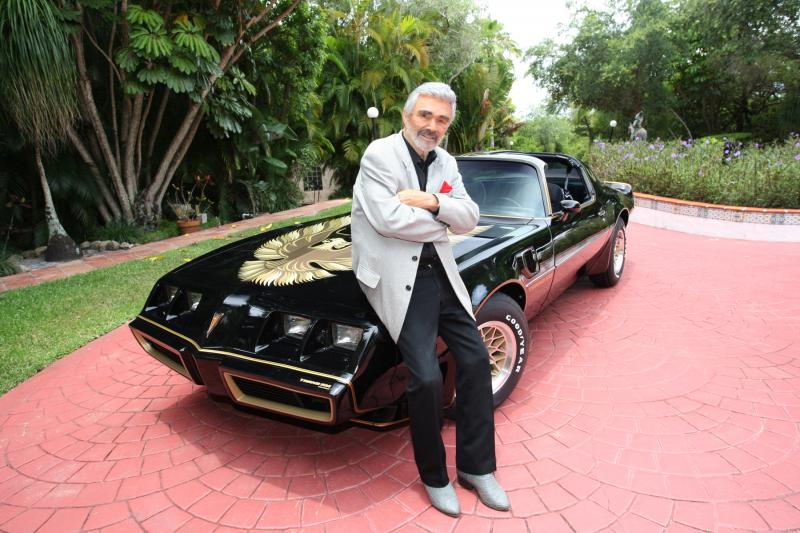 Burt Reynolds' personal Smokey and the Bandit replica sells for $317,500