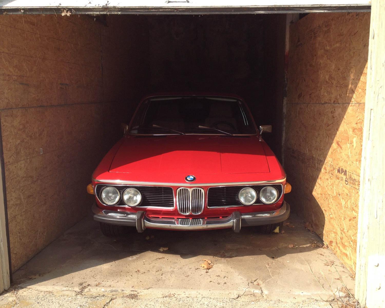 1973 BMW 3.0CSi (E9)