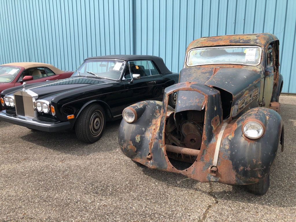 $20,000 carburetors and what we learned from a farm auction