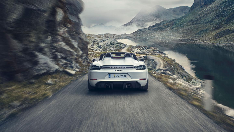 2019 Porsche 718 Spyder