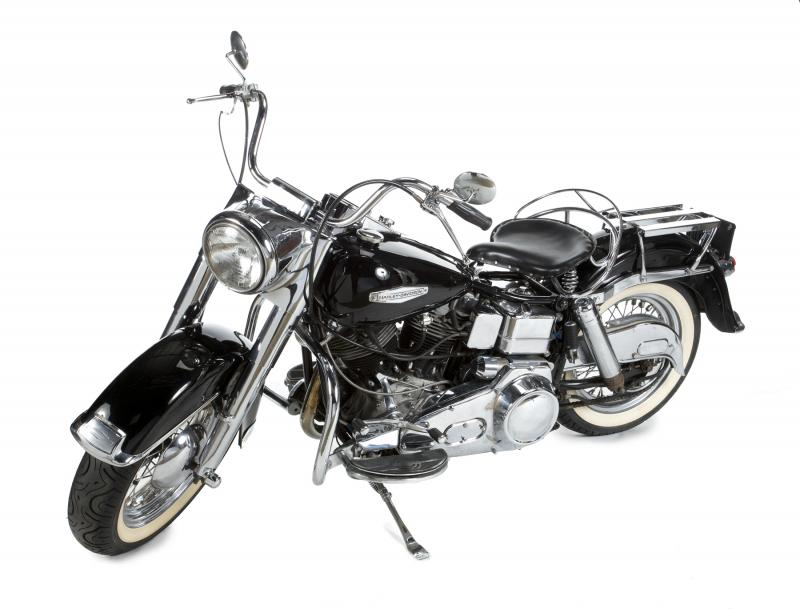 This Harley-Davidson was once owned by The Wild One thumbnail