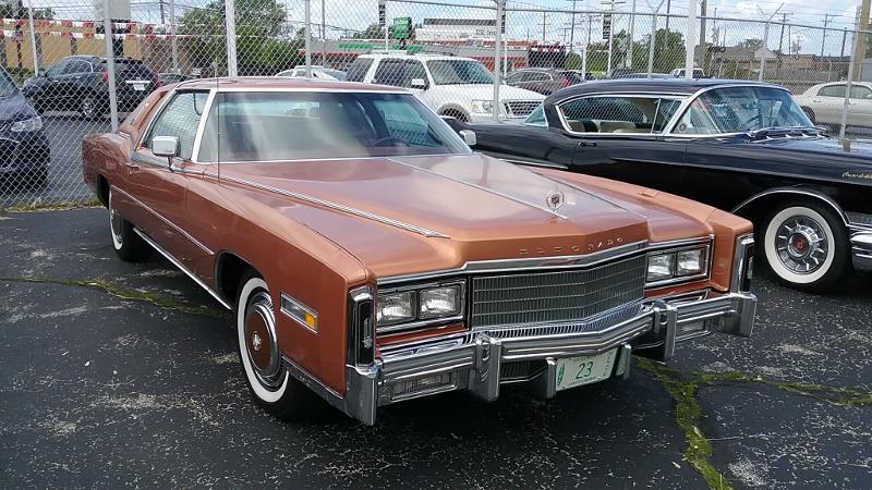 Shirey Cadillac show