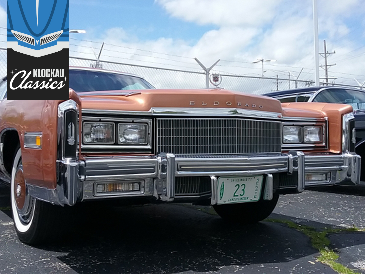 The Shirey Cadillac show is '70s heaven on earth
