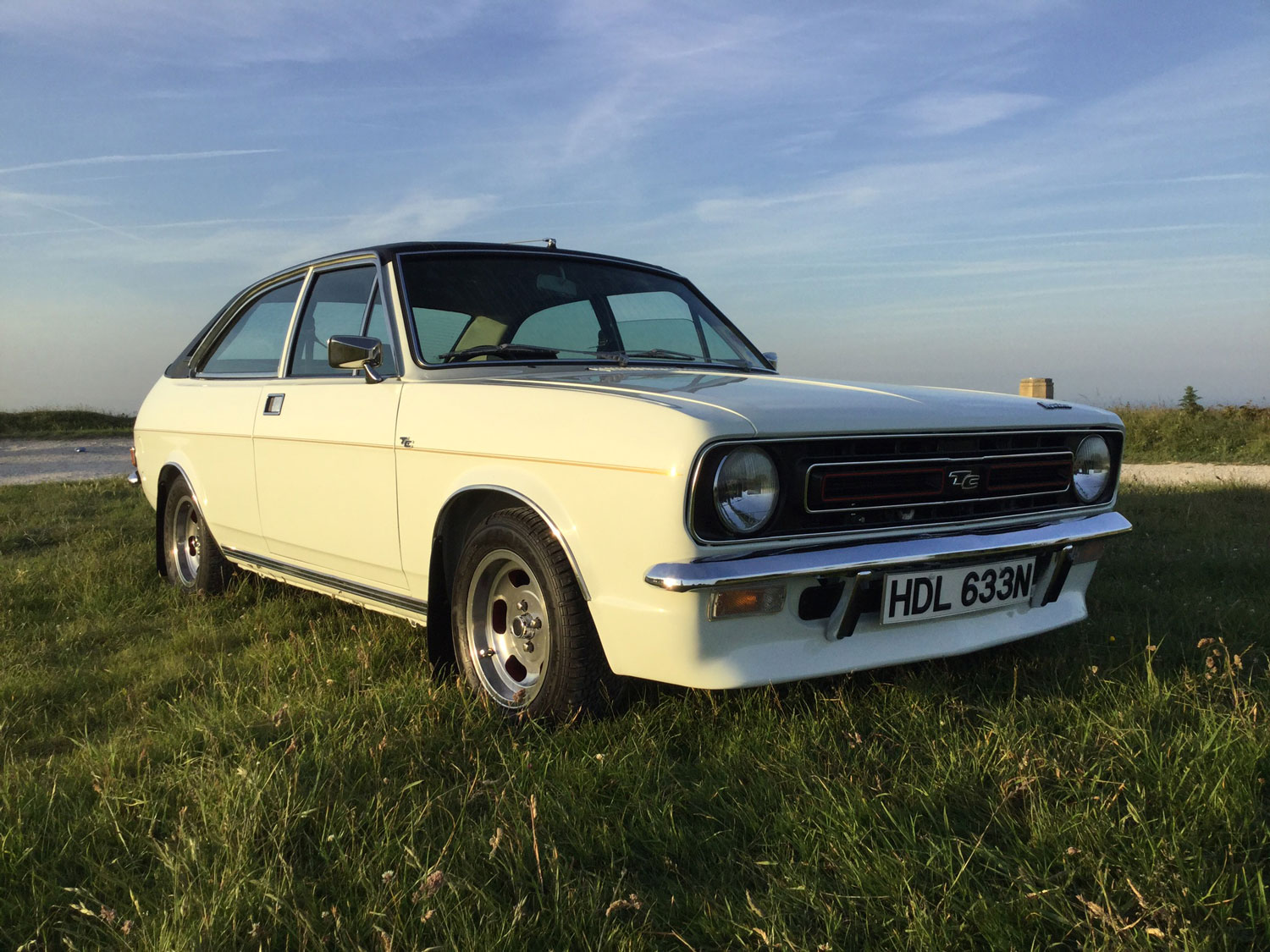 Hagerty UK's Festival of the Unexceptional Contestant