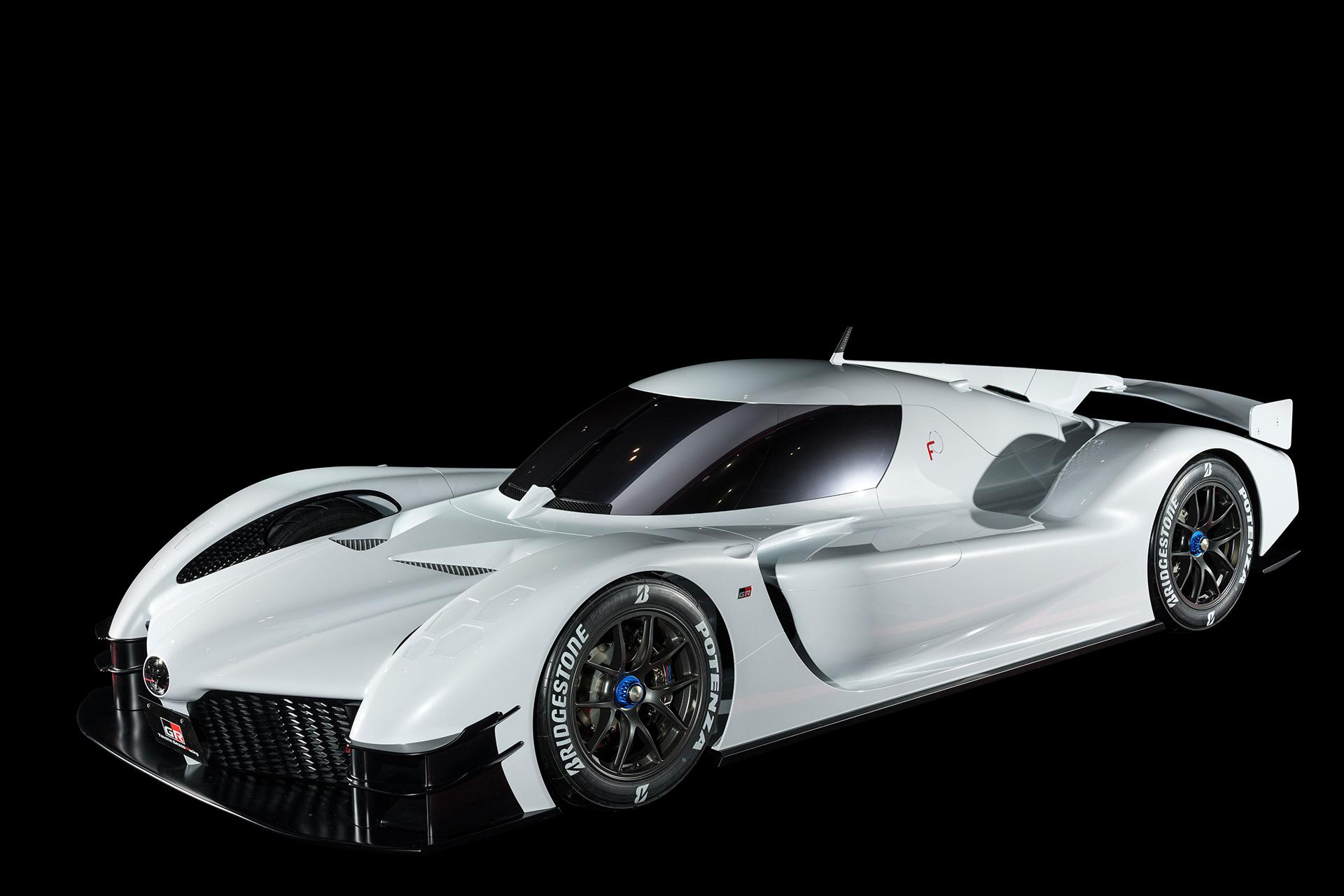 Toyota's GR Super Sport hypercar nears production thumbnail