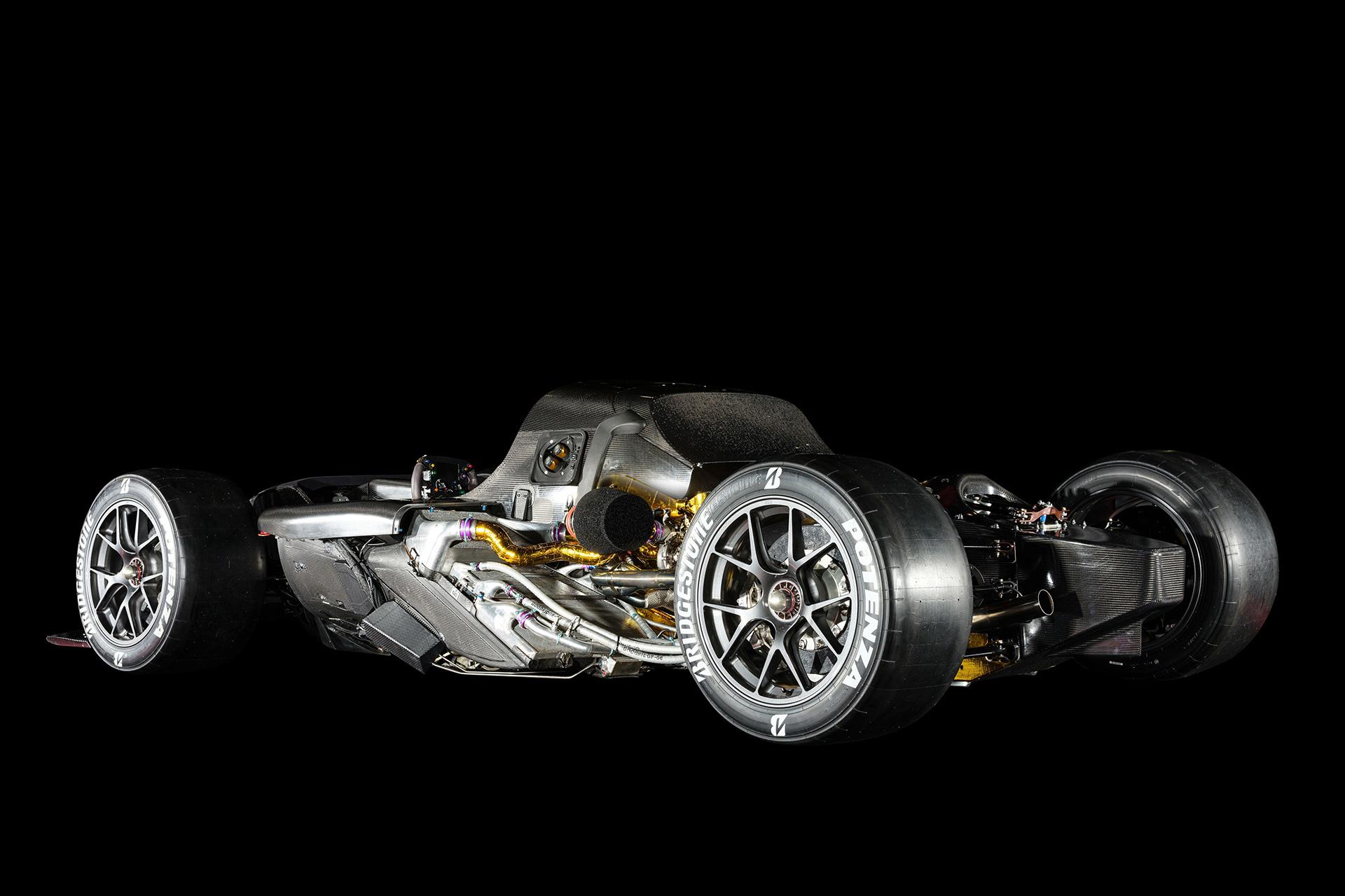Toyota GR Super Sport Concept Test Car