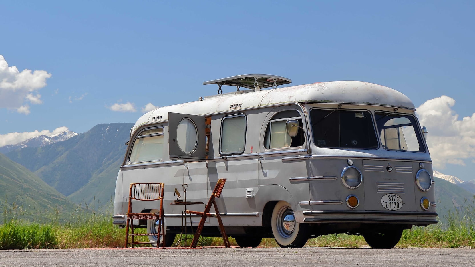 This rare Porsche RV is horribly slow—and painfully awesome thumbnail