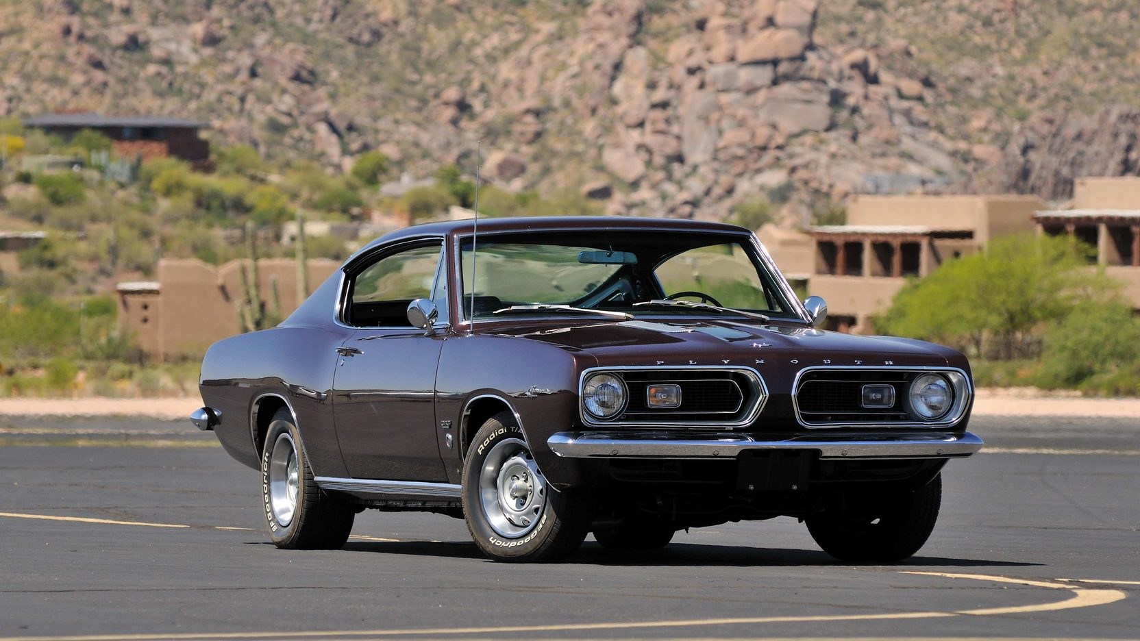 The 1967–69 Plymouth Barracuda is a surprisingly affordable pony car thumbnail
