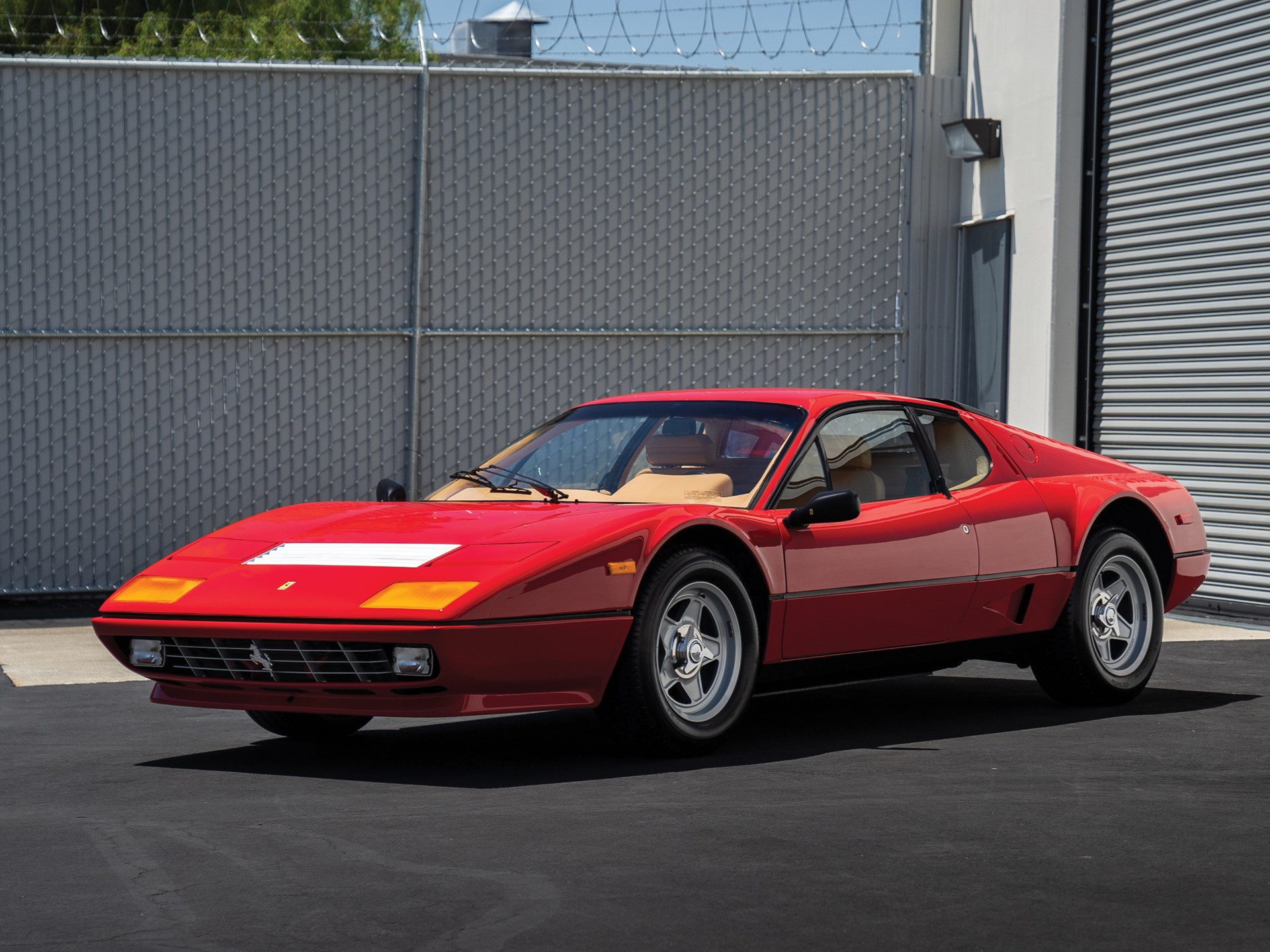 Ming Collection 1984 Ferrari 512 BBi