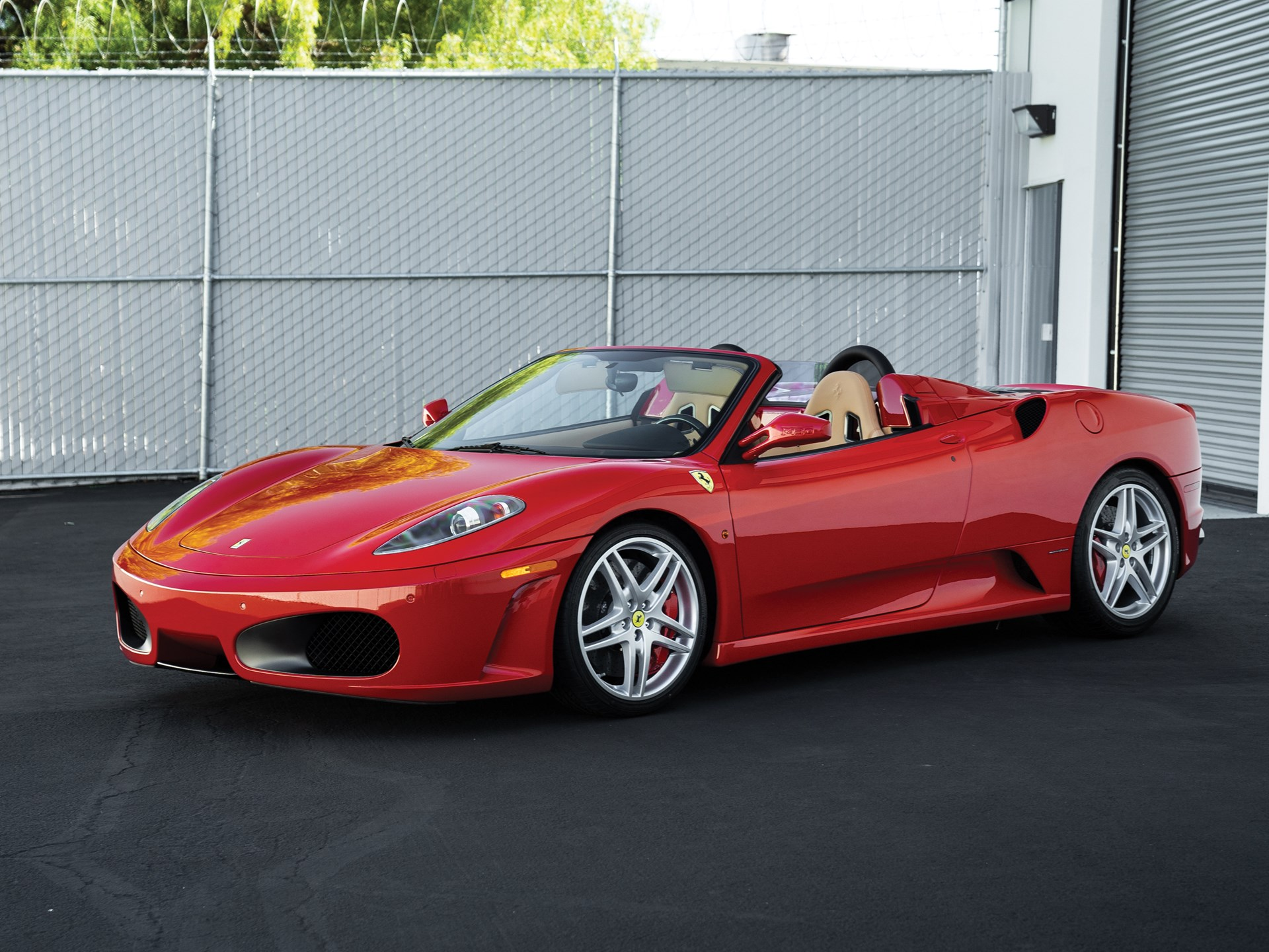 Ming Collection 2007 Ferrari F430 F1 Spider