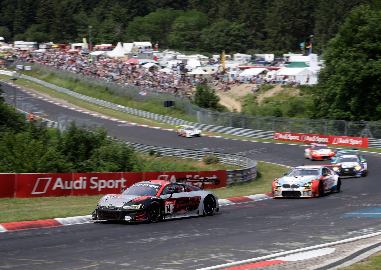 Audi R8 LMS #14