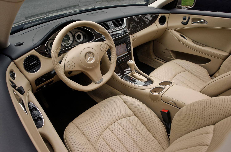 2009 Mercedes-Benz CLS550 interior