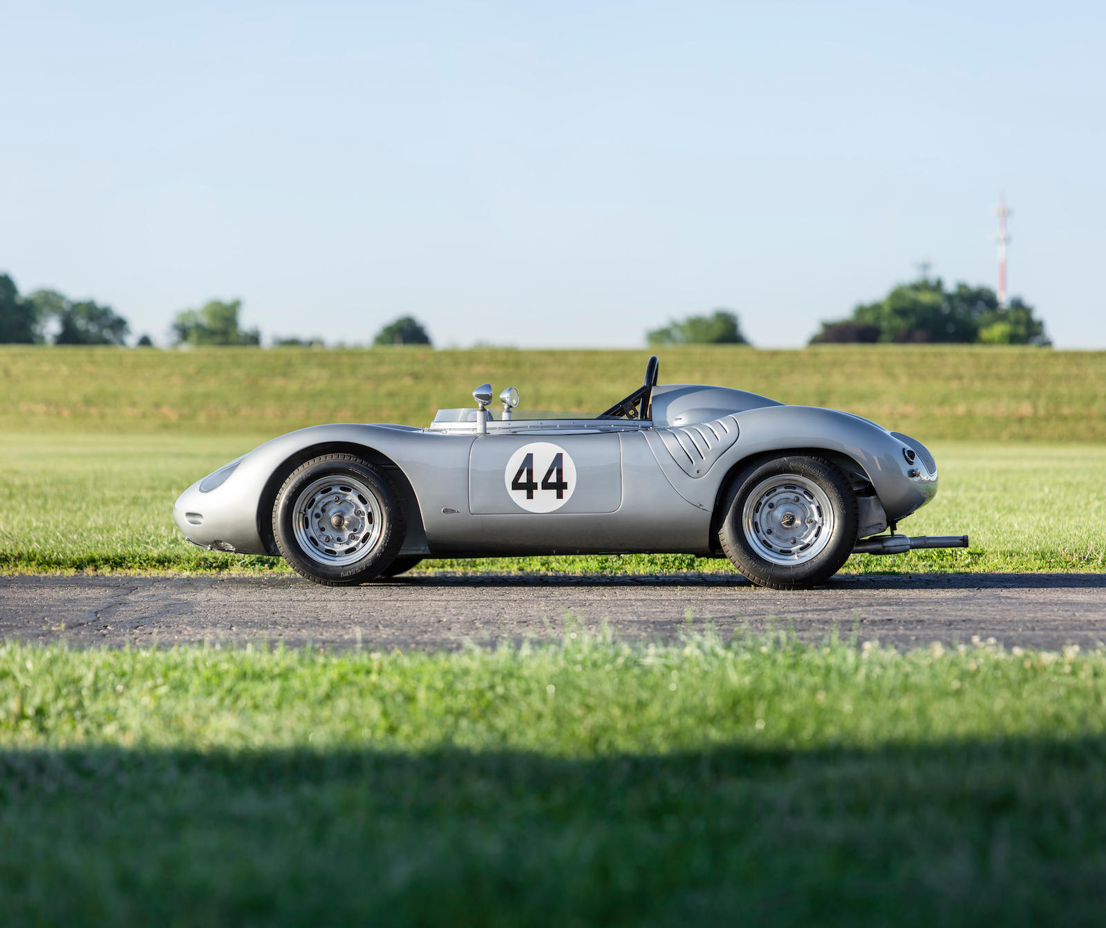 1959 Porsche 718 RSK profile