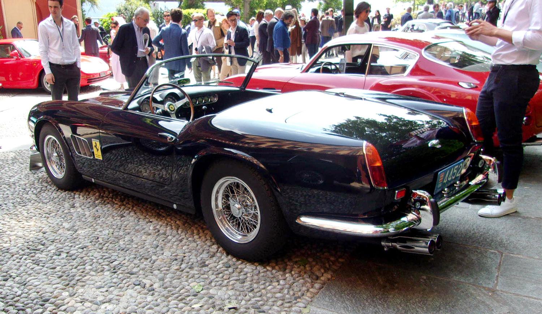 Ferrari 250 GT California Spyder SWB Pininfarina