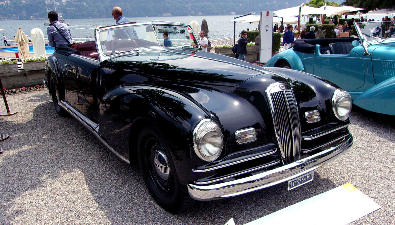 Lancia Astura Cabriolet Pininfarina