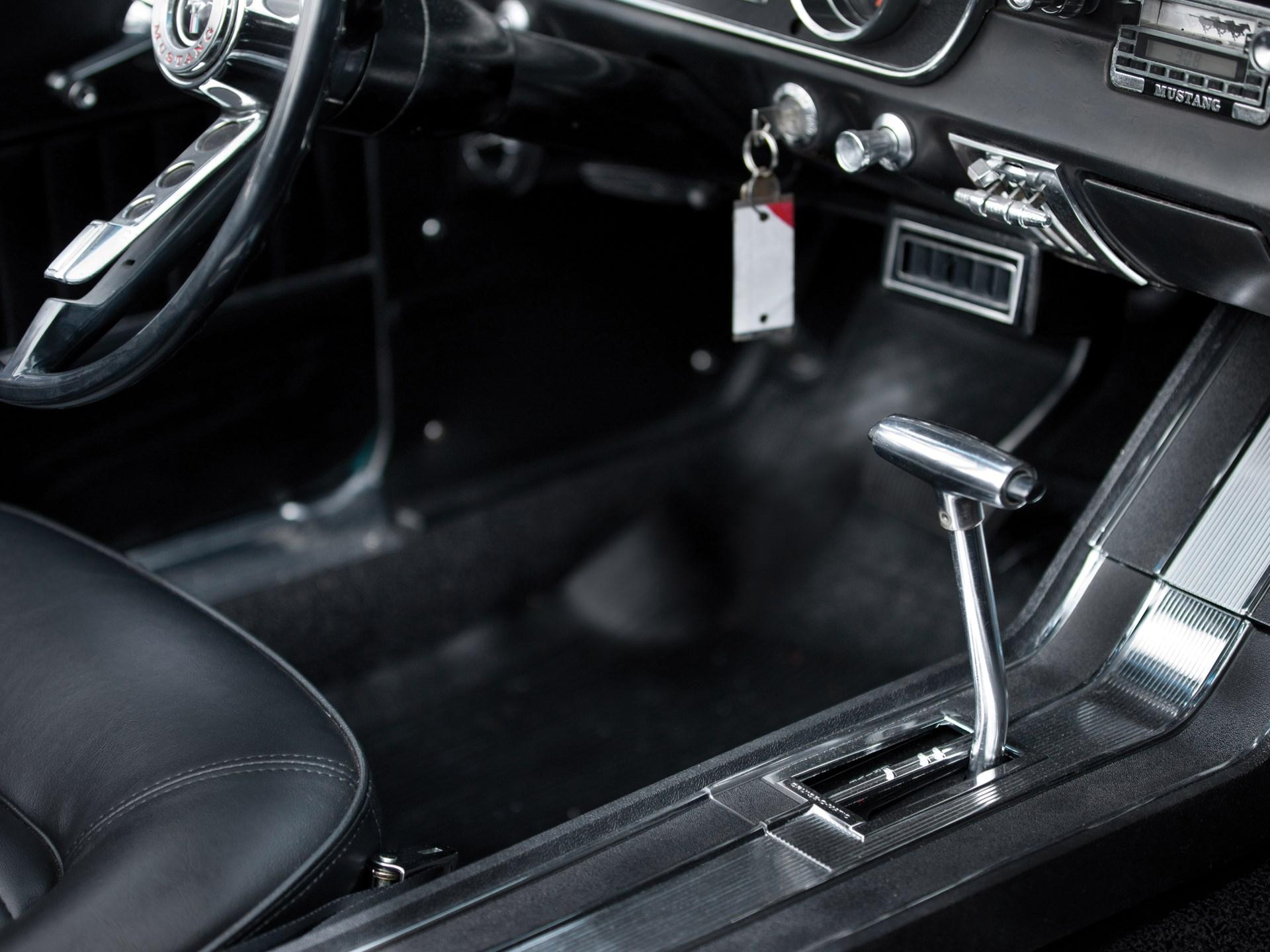 1965 Ford Mustang Interior