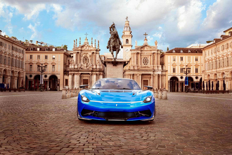 Pininfarina Battista front