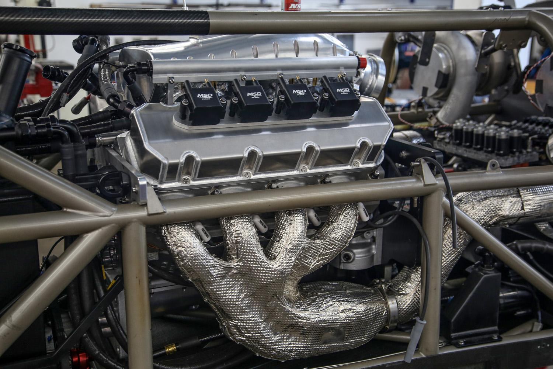 Speed Demon team readies twin-turbo big-block for Speed Week 2019 thumbnail
