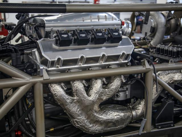 GM's new 6 6-liter small-block V-8 could be a treat for hot