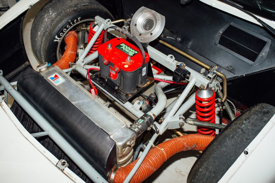 1985 Pontiac Fiero Huffaker Engine